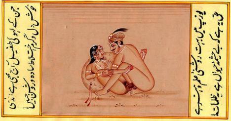 секс в древней Индии - Камасутра