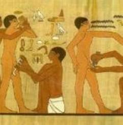 Сексуальные обряды древнего Египта