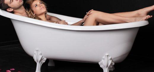 Позы для секса в ванной