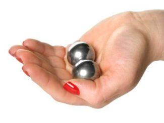 Вагинальные шарики - как пользоваться и для чего нужны