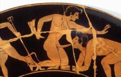 секс в Древней Греции - гомосексуальность