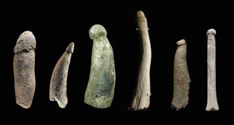 секс в Древней Греции - фаллосы