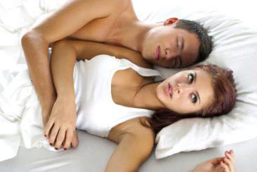 Причины отсутствия оргазма - разочарование