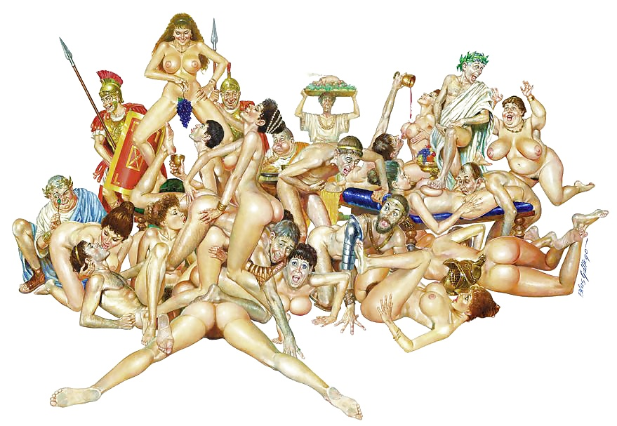 любимого римские оргии подборка одноклассниц