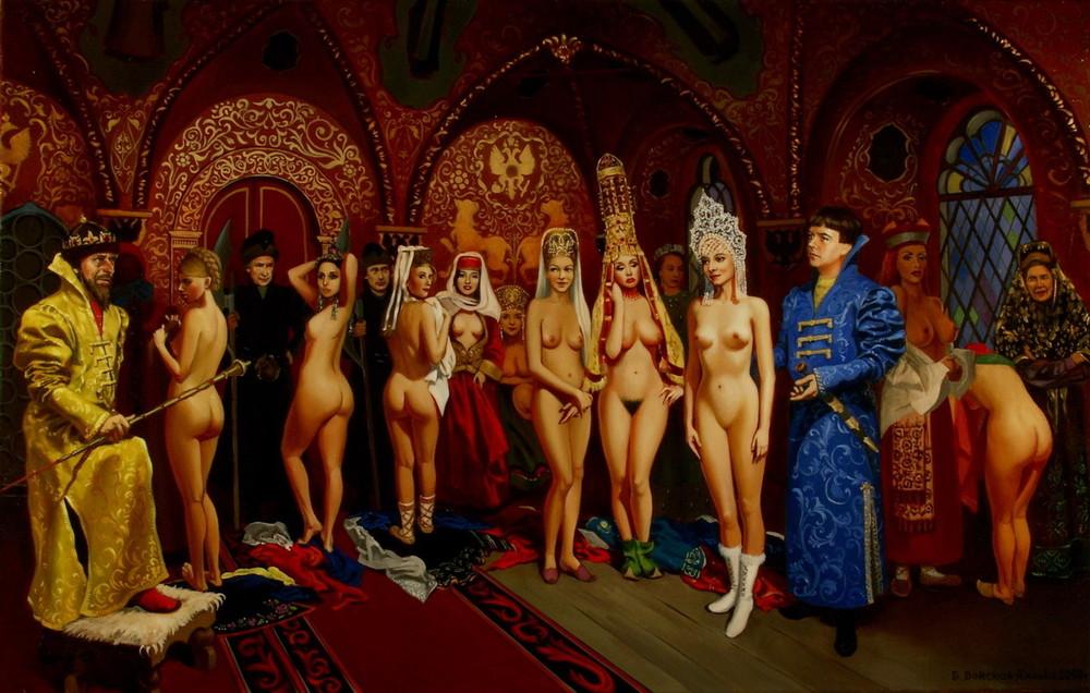 Порно ru княгини