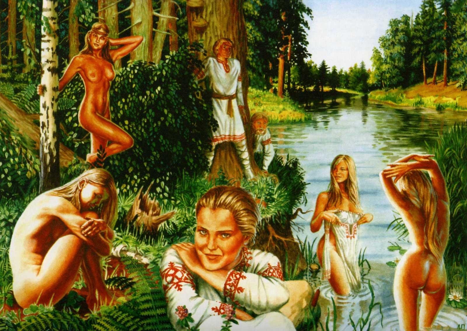 секс в Древней Руси