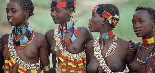 Секс в Африке