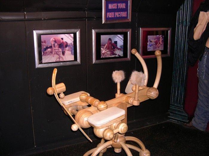 Эротический музей в Амстердаме