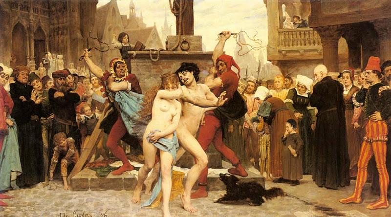Секс в средние века картинки фото 546-207