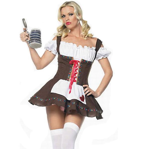 Порно немцы в национальной одежде